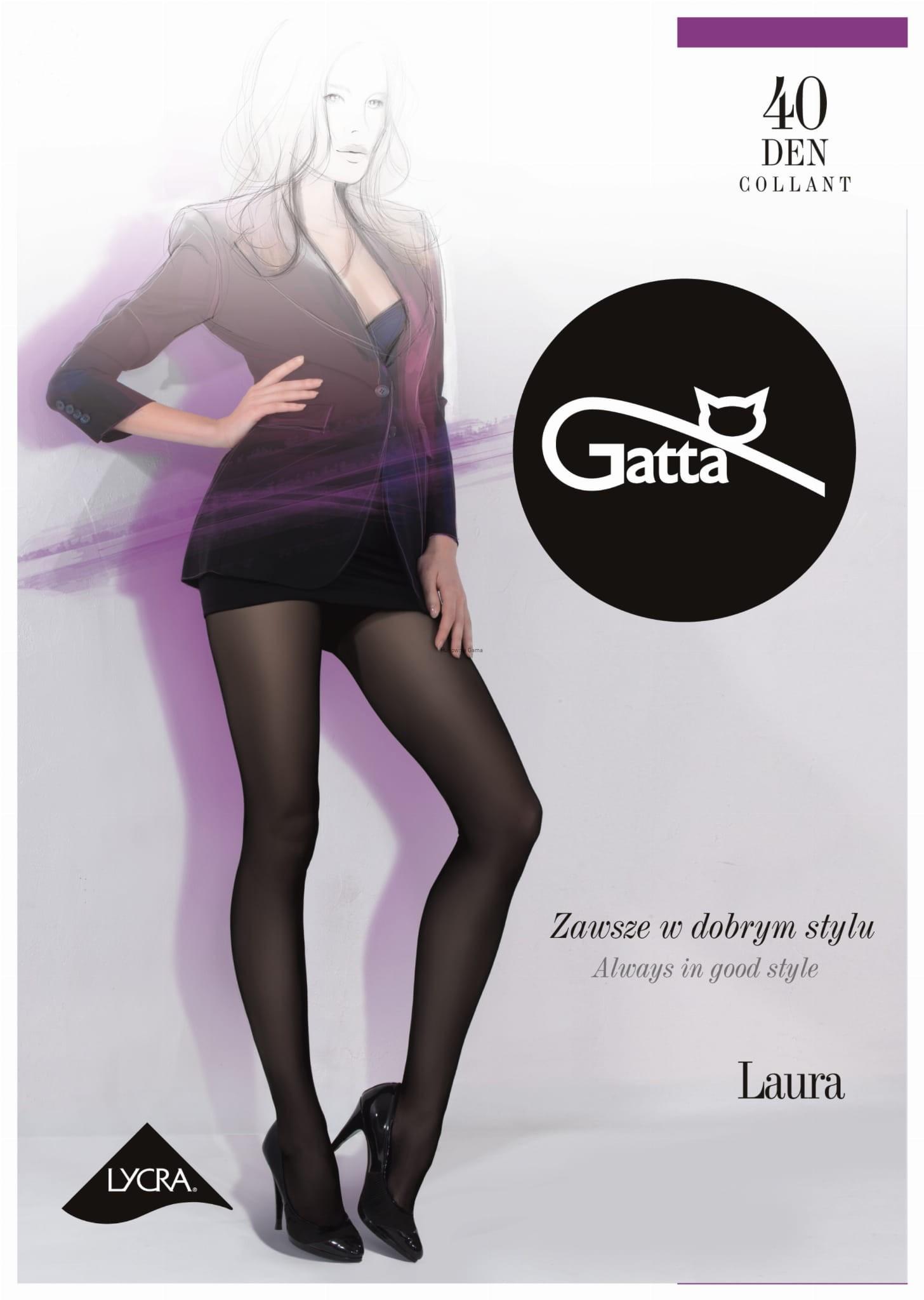e2faf74e284709 Rajstopy Gatta Laura 40 den sklep internetowy GAMA - rajstopy ...