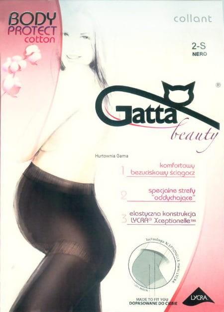 0c0f2208 Rajstopy ciążowe bawełniane Gatta Body Protect Cotton