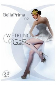 Rajstopy Gatta Bella Prima 02 Wedding