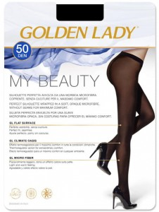 Rajstopy Golden Lady My Beauty 50 den (mikrofibra)