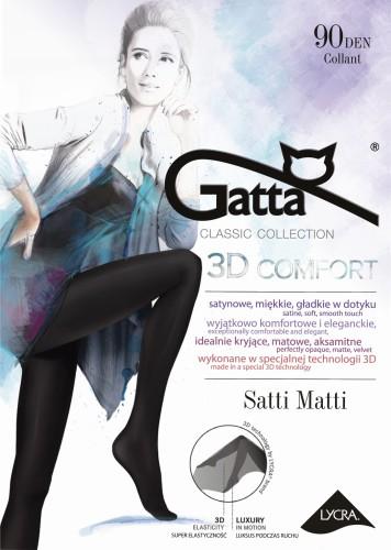 1510460f90caf1 Rajstopy GATTA SATTI MATTI 90 DEN - Lycra 3D