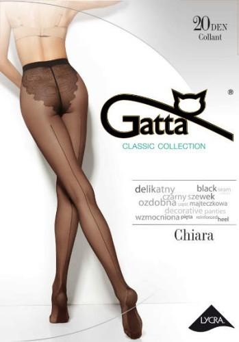 48ab9632bf8319 Rajstopy Gatta Chiara 20 den ze szwem sklep internetowy GAMA ...